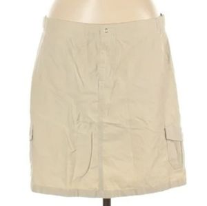 Horny Toad cargo skirt